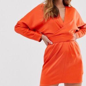 ASOS Petite Batwing Mini Dress.